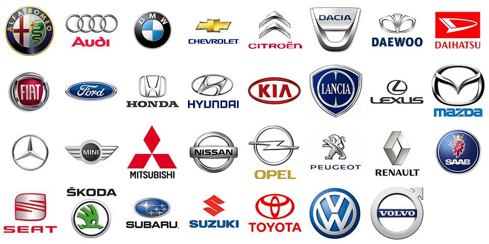 Logos auto sleutels