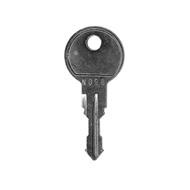 Dakkoffer / dakdrager / skibox sleutels